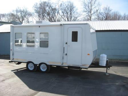 cashier trailer photos with three clerking windows